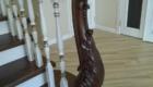 Деревянные резные лестницы изготовление лестниц в Краснодаре Крыму