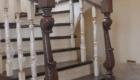 Резные лестницы из дуба на заказ изготовление лестниц в Краснодаре Крыму