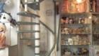 Винтовая лестница в частном доме Краснодар Крым