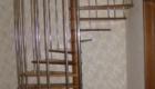 Фото винтовой лестницы на второй этаж Краснодар Крым