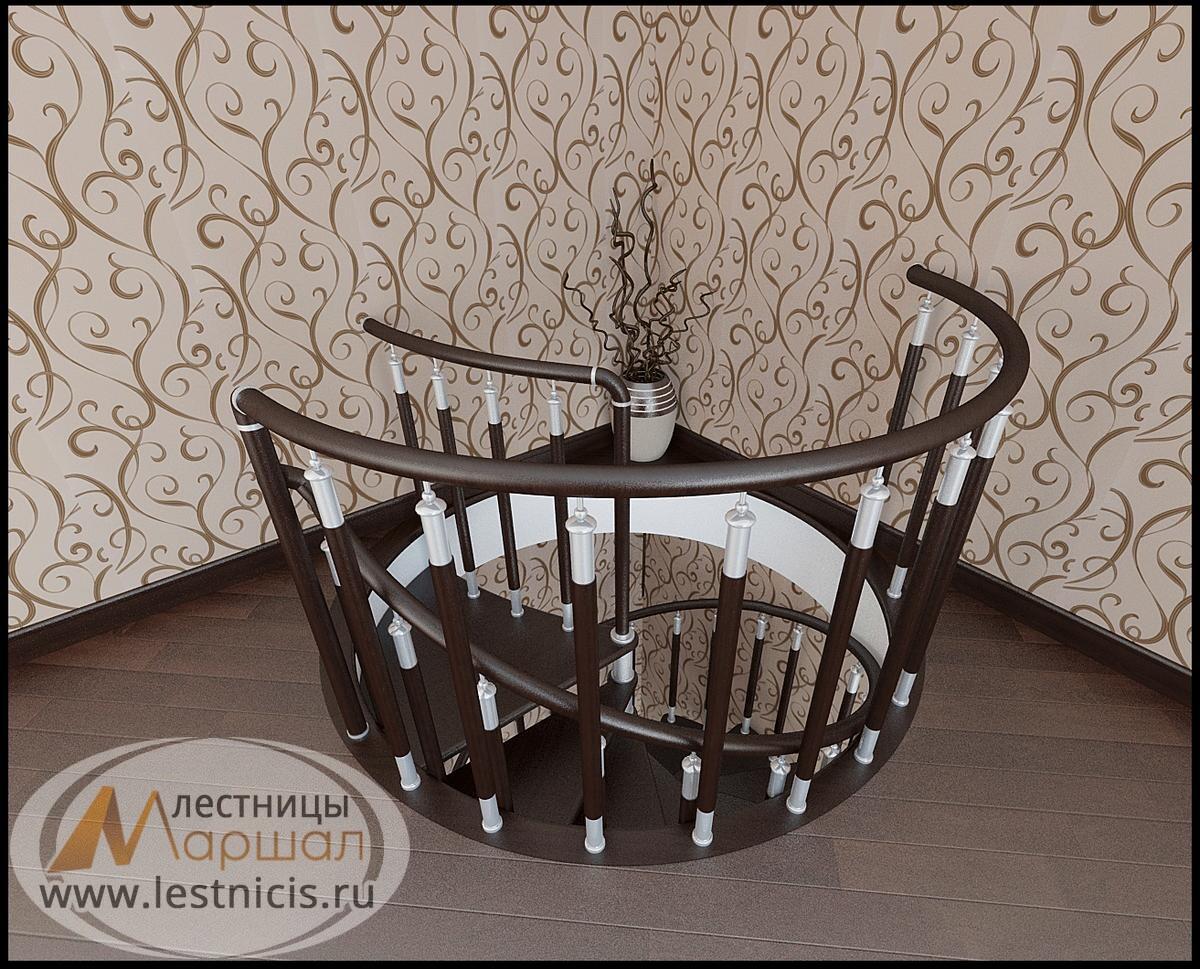 Винтовая лестница купить Краснодар Крым