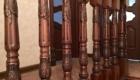 Ограждения частных лестниц в дом Краснодар Крым