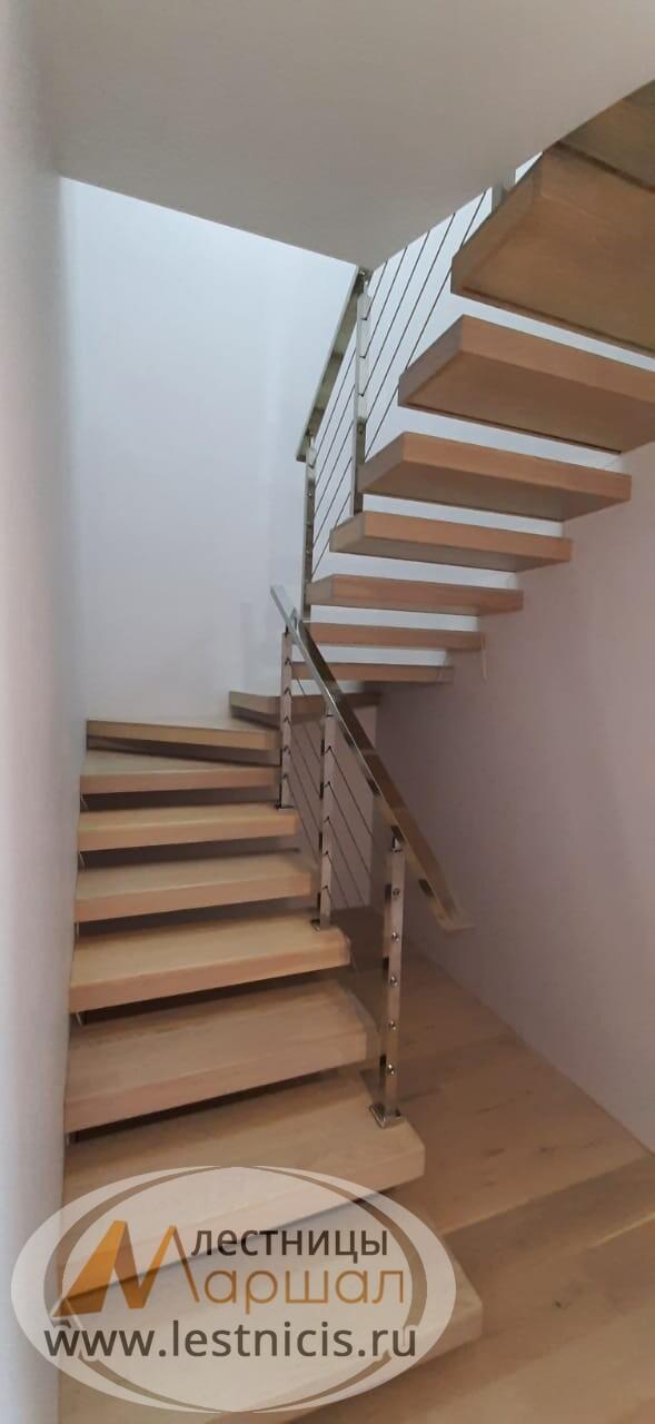 Изготовление консольных лестниц Краснодар Крым Россия